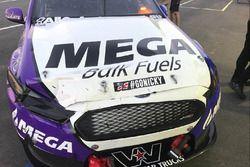 Unfallauto von Jason Bright, Prodrive Racing Australia, Ford