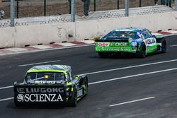 Gaston Mazzacane, Coiro Dole Racing Chevrolet, Mauro Giallombardo, Werner Competicion Ford