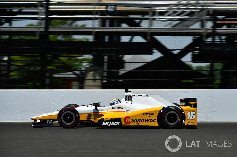 12: Ориоль Сервия, Rahal Letterman Lanigan Racing Honda