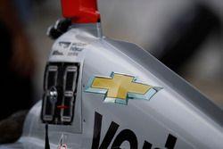 Will Power, Team Penske Chevrolet logo bowtie