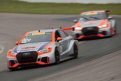 #009 Audi RS 3 LMS Club Sport: JT Coupal