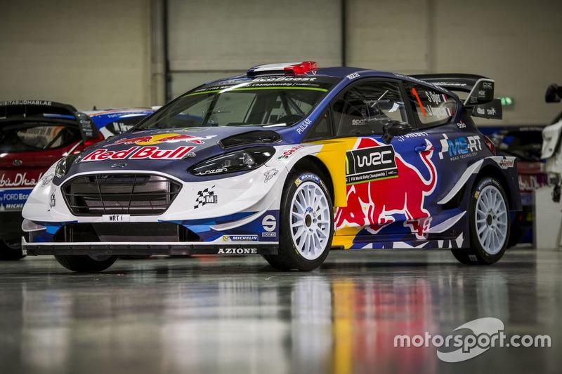 Sebastien Ogier, M-Sport Ford Fiesta WRC 2017