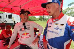 Жиньель де Вильерс, Toyota Gazoo Racing, и Эрик ван Лон