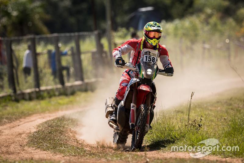 #158 Honda: Gregorio Caselani