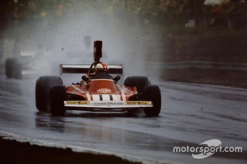 17. Clay Regazzoni - 5 vitórias
