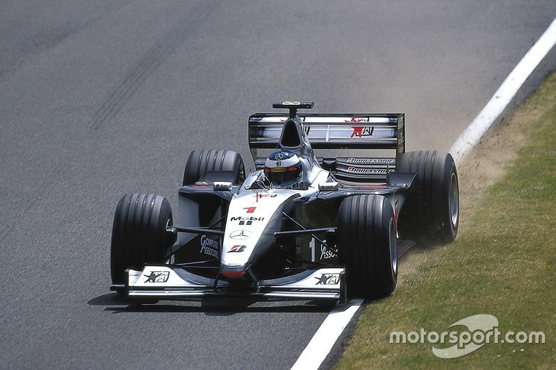マクラーレンMP4-14・メルセデス(ミカ・ハッキネン/1999年イギリスGP)