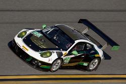 #28 Alegra Motorsports Porsche 911 GT3 R: Daniel Morad, Jesse Lazare, Carlos de Quesada, Michael de Quesada