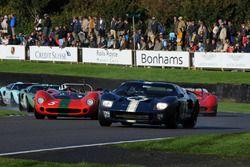 Whitsun Trophy Frank ippleer GT40