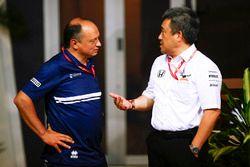 Colin Kolles, Sauber, Masashi Yamamoto, Honda