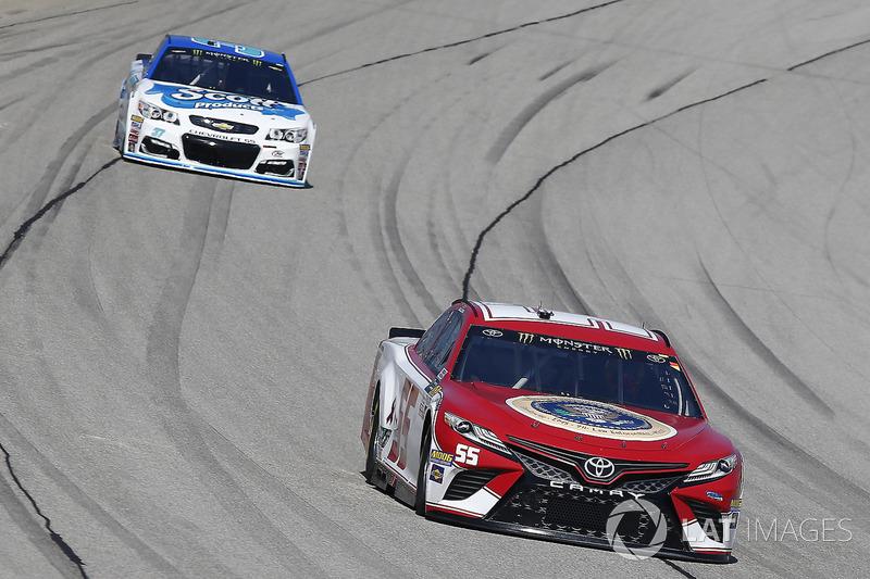 Gray Gaulding Premium Motorsports Toyota Chris Buescher Jtg Daugherty Racing Chevrolet