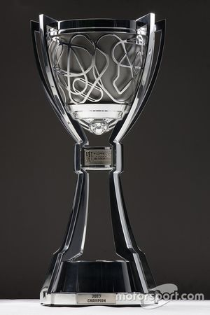 Monster Energy NASCAR Cup Series championship trophy