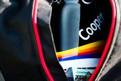 Chase Briscoe, Brad Keselowski Racing Ford helmet