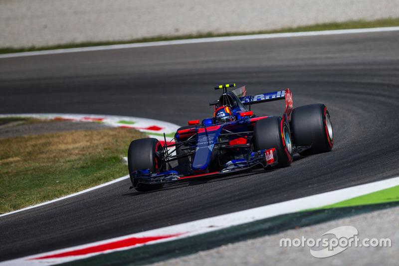 14e : Carlos Sainz (Toro Rosso)