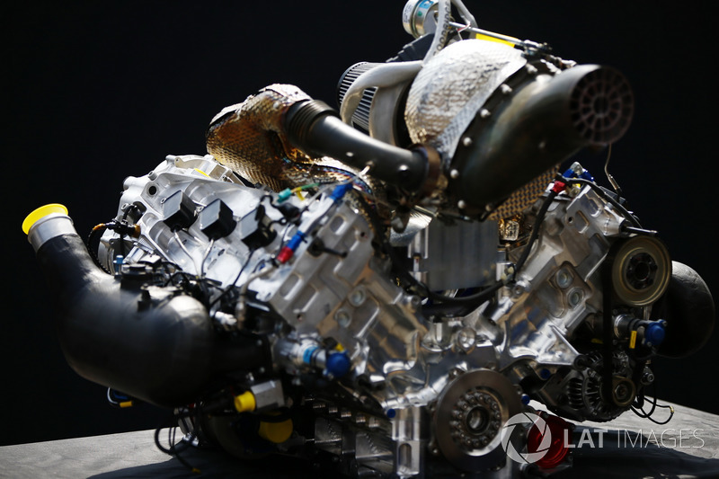 The new F2 engine