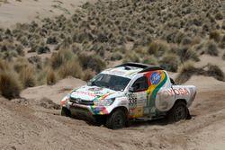 #338 Toyota: Rodrigo Fleigi, Joan Rubi
