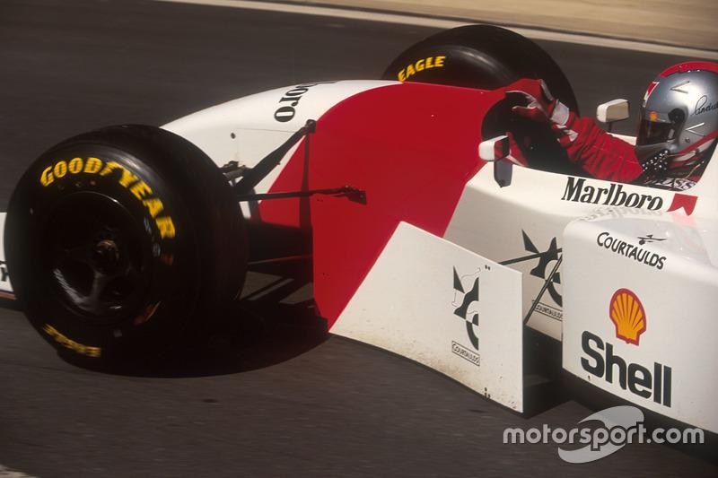 Michael Andretti, McLaren MP4/8 Ford