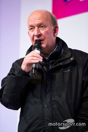 Nigel Roebuck