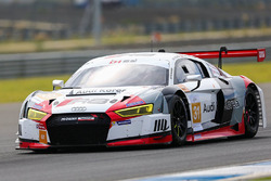 #31 Team Audi Korea Audi R8 LMS GT3: Kyong Ouk You, Marchy Lee, Alex Yoong