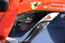 Сплиттер Ferrari SF70H