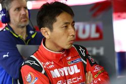 #23 Nismo Nissan GT-R Nismo GT3: Tsugio Matsuda