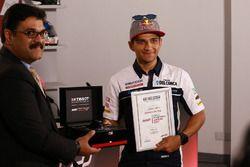 Le poleman Jorge Martin, Del Conca Gresini Racing Moto