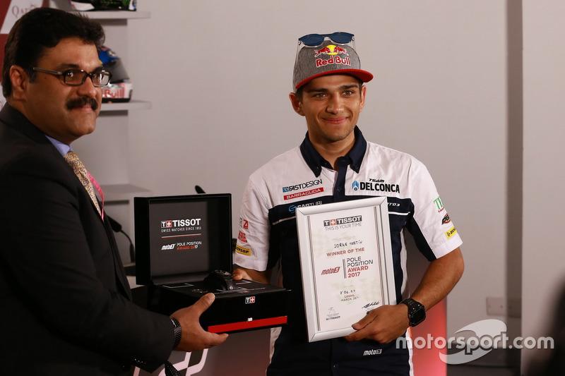Polesitter: Jorge Martin, Del Conca Gresini Racing Moto