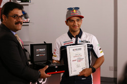 Pole award for Jorge Martin, Del Conca Gresini Racing Moto
