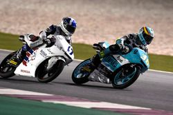 Joan Mir, Leopard Racing; John McPhee, British Talent Team