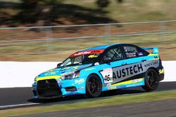 Andrew Richmond, Karl Reindler, Mitsubishi Lancer EVO X RS