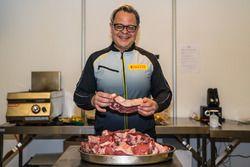 Spyros Theodoridis, Pirelli Hospitality Chef