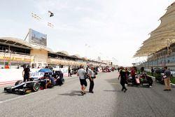 Parrilla de Fórmula 2