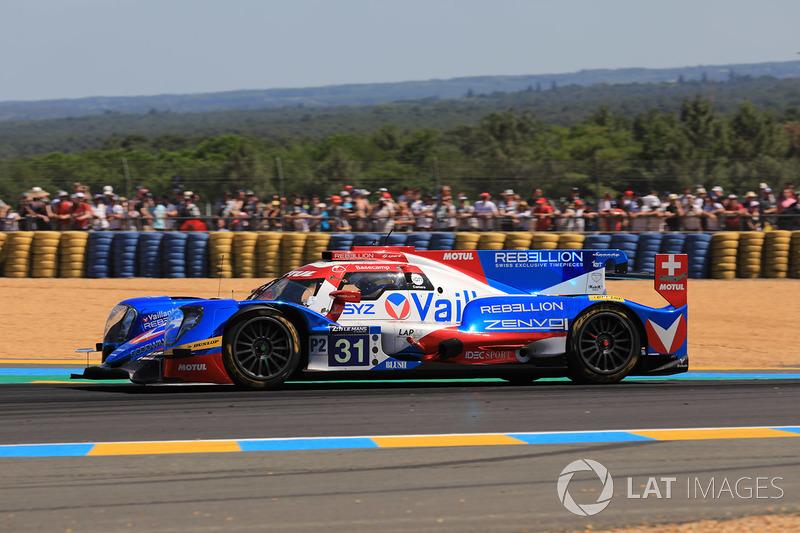 """""""Le Mans é assim. Se fosse 12 Horas de Le Mans teríamos vencido, mas nas 24 Horas de Le Mans não a gente não terminou nem nos pontos."""""""