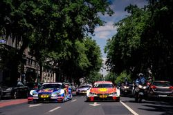 Mattias Ekström, Audi Sport Team Abt Sportsline, Audi A5 DTM, Augusto Farfus, BMW Team RMG, BMW M4 D