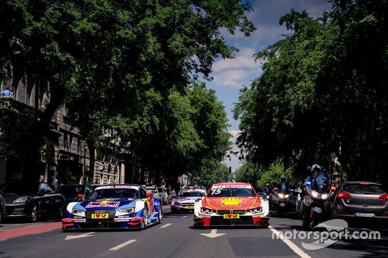 Маттіас Екстрьом, Audi Sport Team Abt Sportsline, Audi A5 DTM, Аугусто Фарфус, BMW Team RMG, BMW M4 DTM