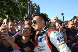 Дэвид Чен, DC Racing
