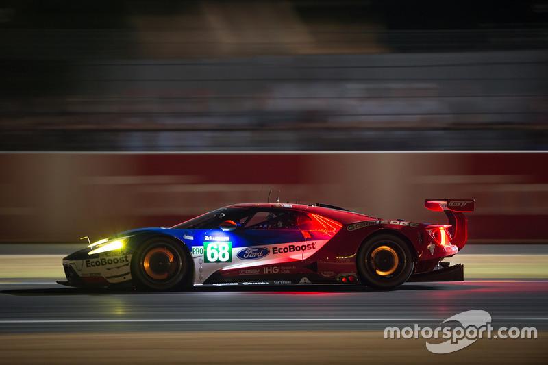 Тони Канаан (Ford Chip Ganassi Racing №68, GTE Pro) – шестое место в GTE Pro, 22-е в абсолюте