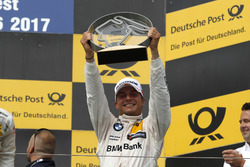 Podio: tercer lugar Bruno Spengler, BMW Team RBM, BMW M4 DTM
