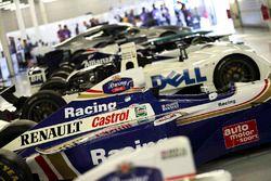 The 1997 Jacques Villeneuve FW19 Renault Sport F1 Team