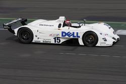 Steve Soper fährt den Sieger-BMW von Le Mans 1999