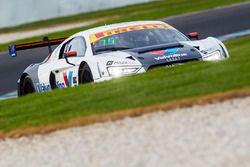 #75 Audi R8 LMS: Tim Miles, Jaxon Evans