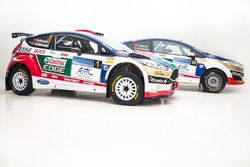 Ford Fiesta R5 ve Ford Fiesta R2T, Castrol Ford Team Türkiye