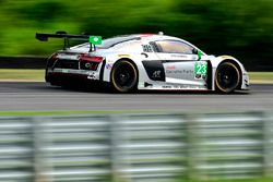 #23 Alex Job Racing Audi R8 LMS GT3: Bill Sweedler, Townswend Bell