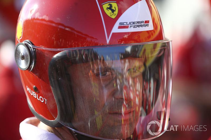 Mechaniker: Ferrari