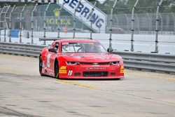 #19 TA2 Chevrolet Camaro, Cameron Lawrence, Class Auto Motorsports