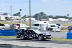 #43 TA4 Ford Mustang, Mike Geldart, Racers Edge Motorsports