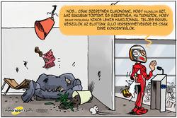 Vettel lezárta a Hamilton-ügyet - humor