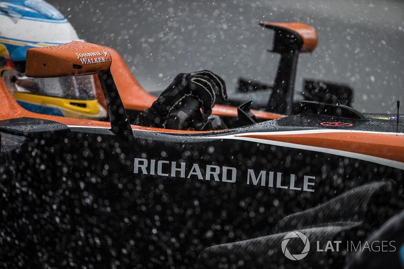 20. Fernando Alonso, McLaren MCL32 (penalti 35 grid)