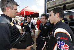 Simon Pagenaud, Helio Castroneves, Team Penske