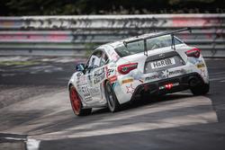 Dale Lomas, Lucian Gavris, Werner Gusenbauer, Milltek-Racing, Toyota GT86