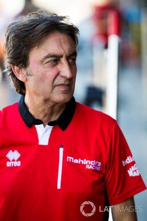 Adrian Campos - Mahindra Racing